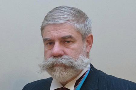 Председатель Калужского отделения Императорского Православного Палестинского Общества Виталий Гороховатский