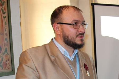 Сергей Зотов, Председатель общества «Царское наследие»